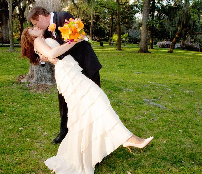 Forsyth Park Wedding {Glenn & Laura} Savannah, GA