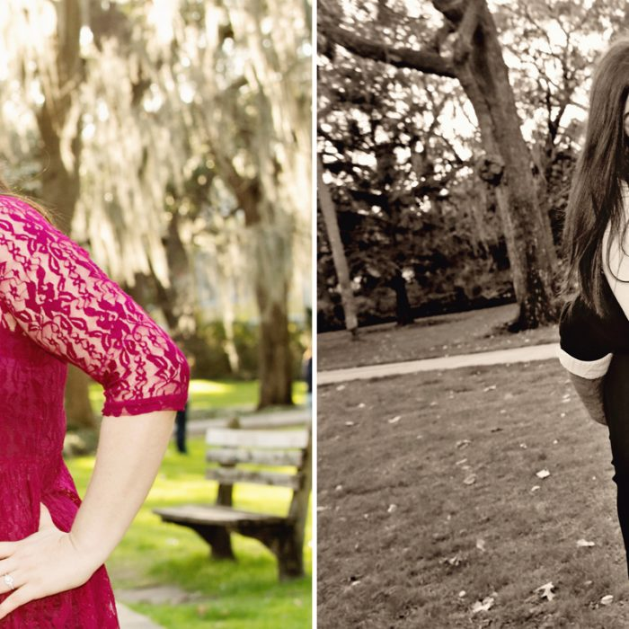 Savannah Engagement Session | Forsyth Park {Caitlin & Jeffrey}