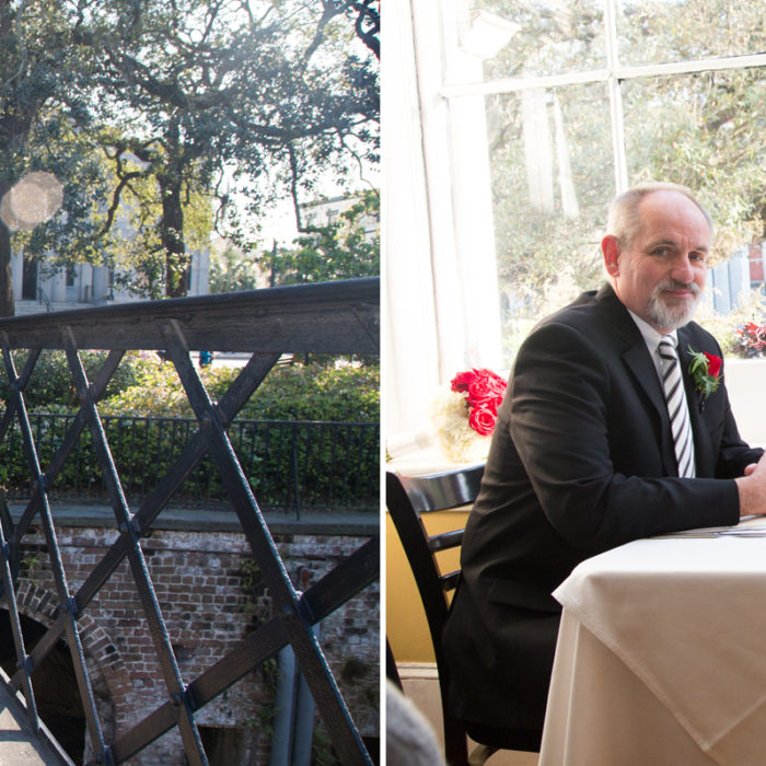 Vic's on the River Vow Renewals {Jerri & Mike} Savannah, Ga
