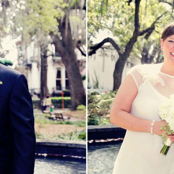 Lafayette Square Wedding {Linsley & David} Savannah, GA