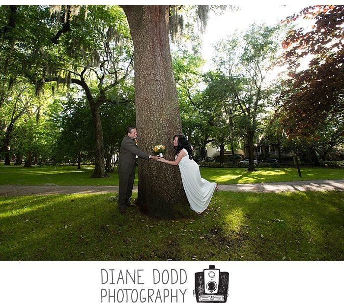 Forsyth Park Wedding {Donnie & Maria} Savannah, GA
