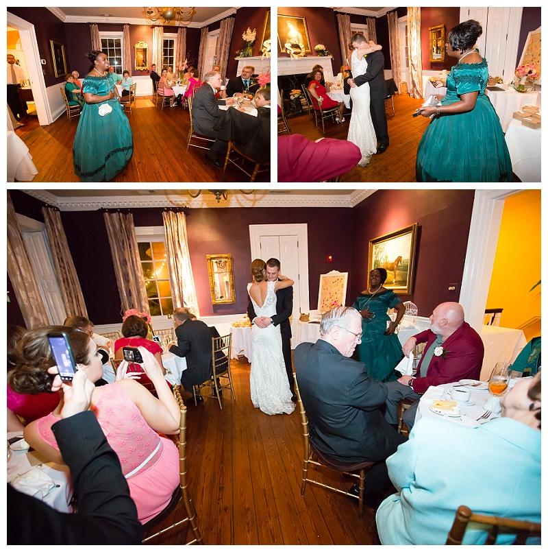 rachel & jordans wedding