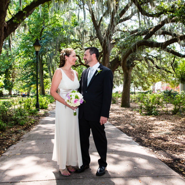Fragrant Gardens Wedding {Matt & Kim} Savannah, GA