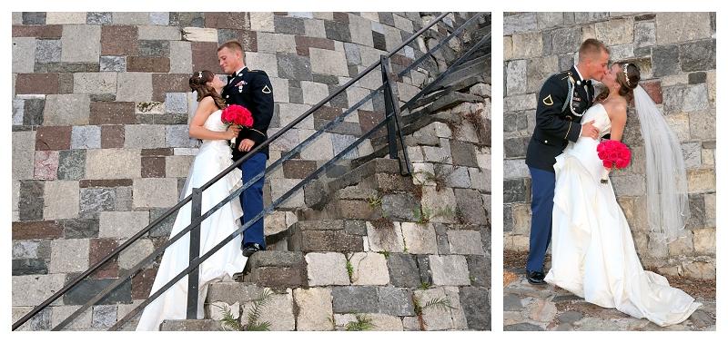 Savannah Military Wedding | Hillary & Brian