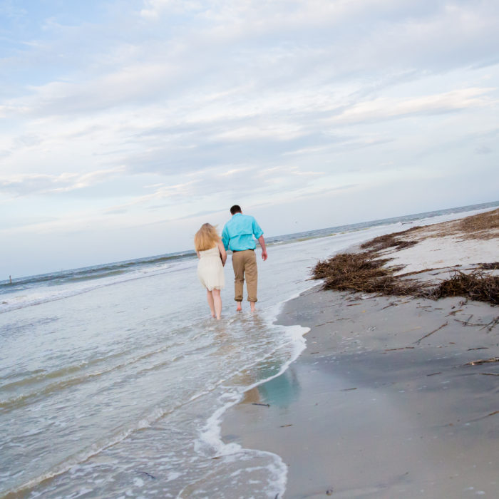 Tybee Island Elopement {Rachel & Michael} Savannah, GA