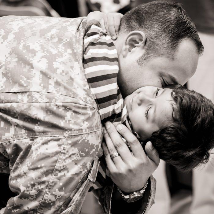Savannah Military Homecoming