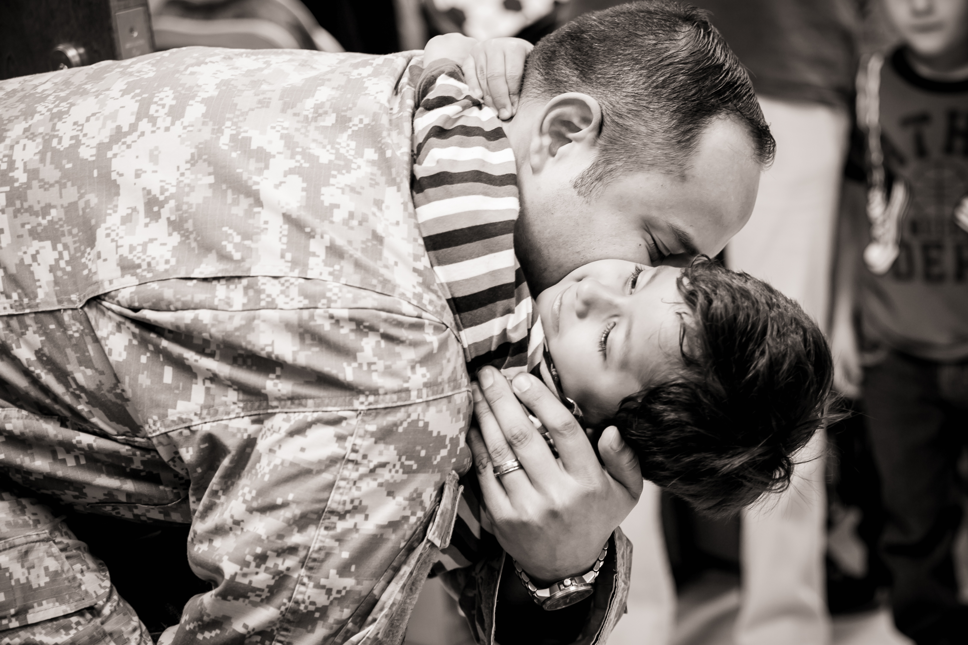 military deployment homecoming