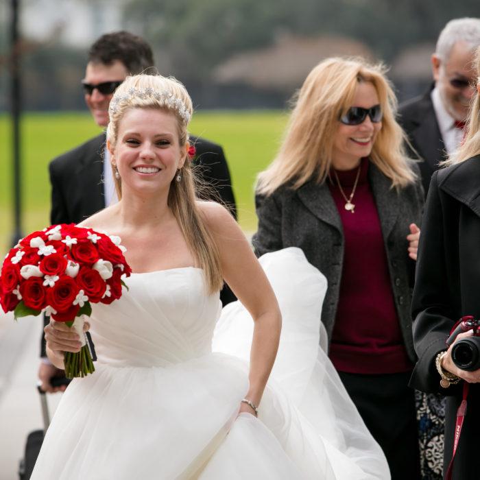Jessie & Roland's Forsyth Park Wedding