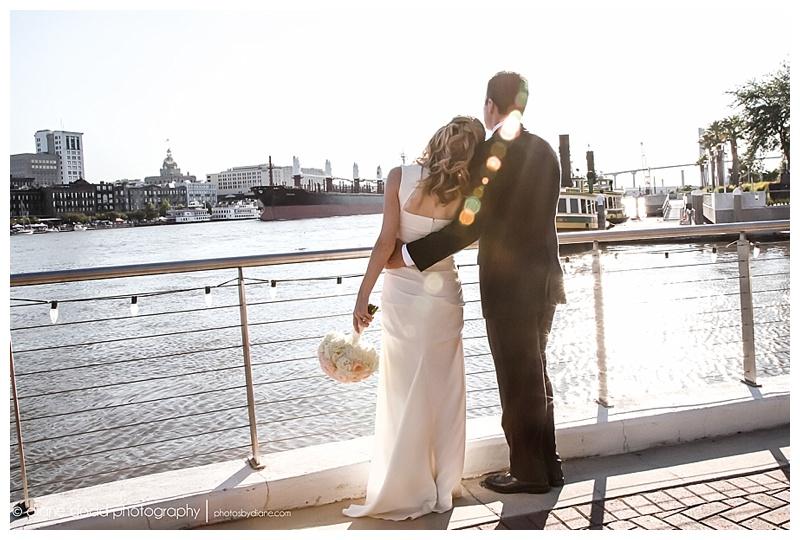 Westin Savannah Harbor Golf Resort Wedding {Christyn & Jason}