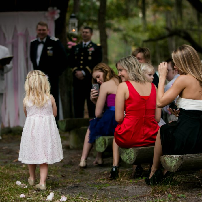 Wedding at Skidaway Island State Park | Jordan + Robert
