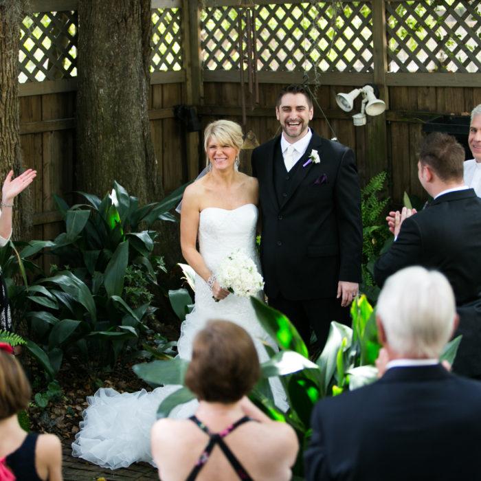 Savannah Wedding at the Galloway House {Jennie + Tom}