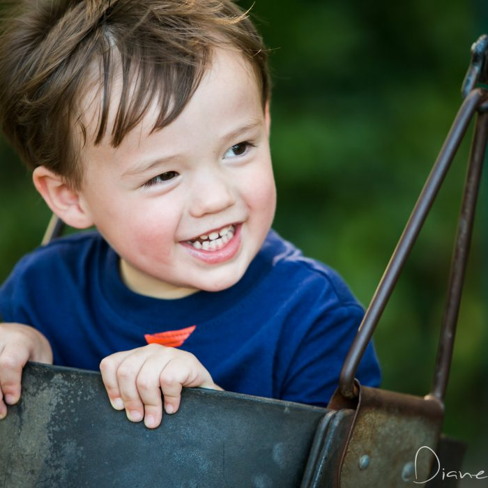 Portrait Session | Tom Triplett Park