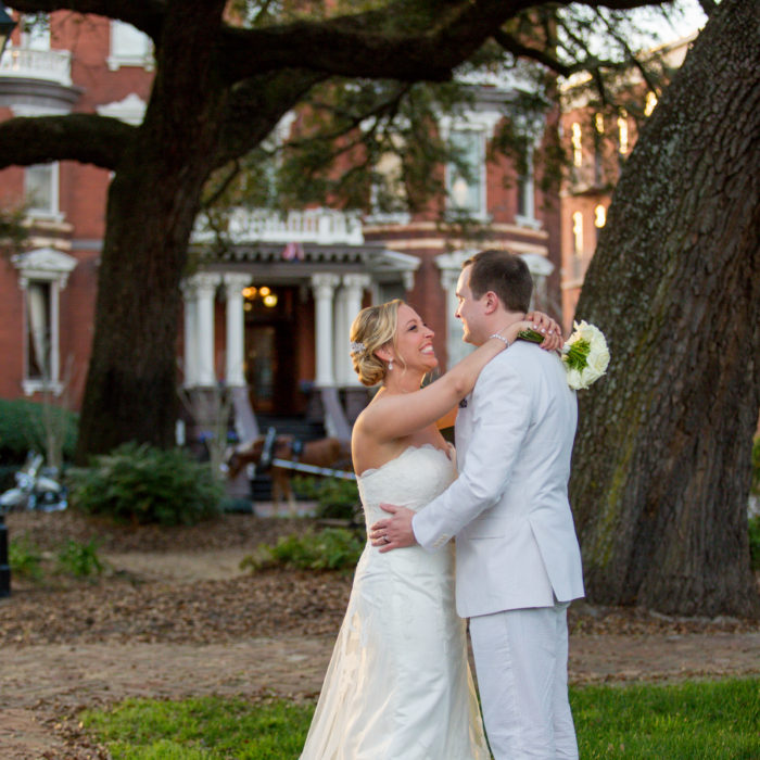 Kehoe House | Savannah Elopement | Tricia and Steven