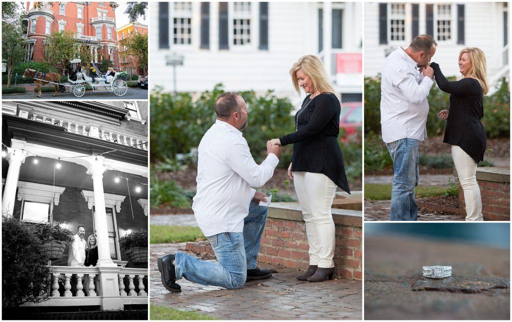 savannah proposal engagement