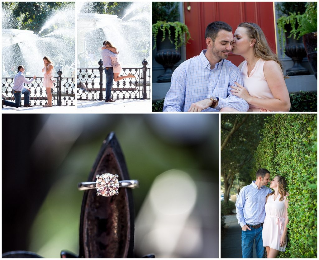 savannah proposal photographer diane dodd photography
