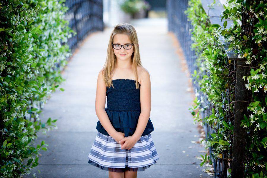 girl on bridge -Diane Dodd Photography - Savannah Georgia