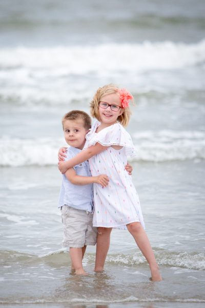 brother and sister -Diane Dodd Photography - Savannah Georgia
