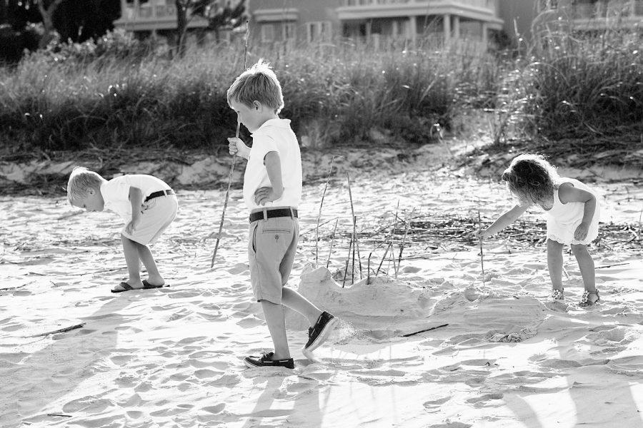 boys on beach -Diane Dodd Photography - Savannah Georgia