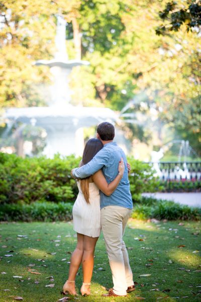 couple embracing - Diane Dodd Photography - Savannah, Georgia