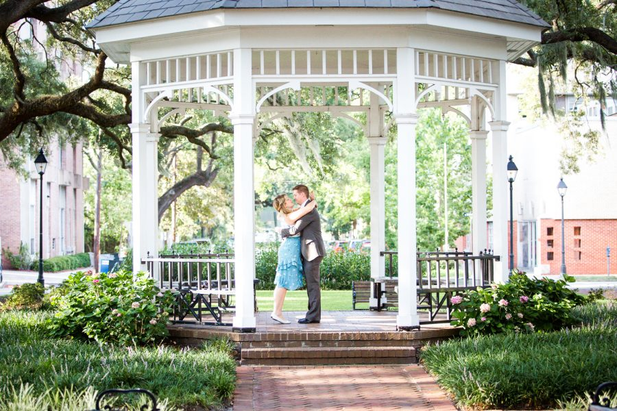 engaged couple - Diane Dodd Photography - Savannah, Georgia
