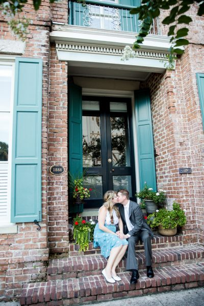 engagement couple - Diane Dodd Photography - Savannah, Georgia