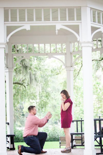 proposal - Diane Dodd Photography - Savannah, Georgia
