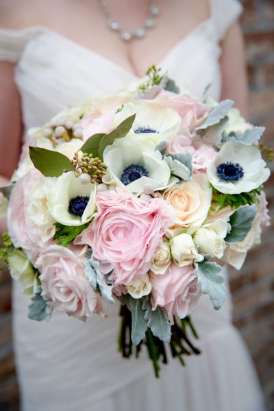 bride's bouquet - diane dodd photography - savannah georgia