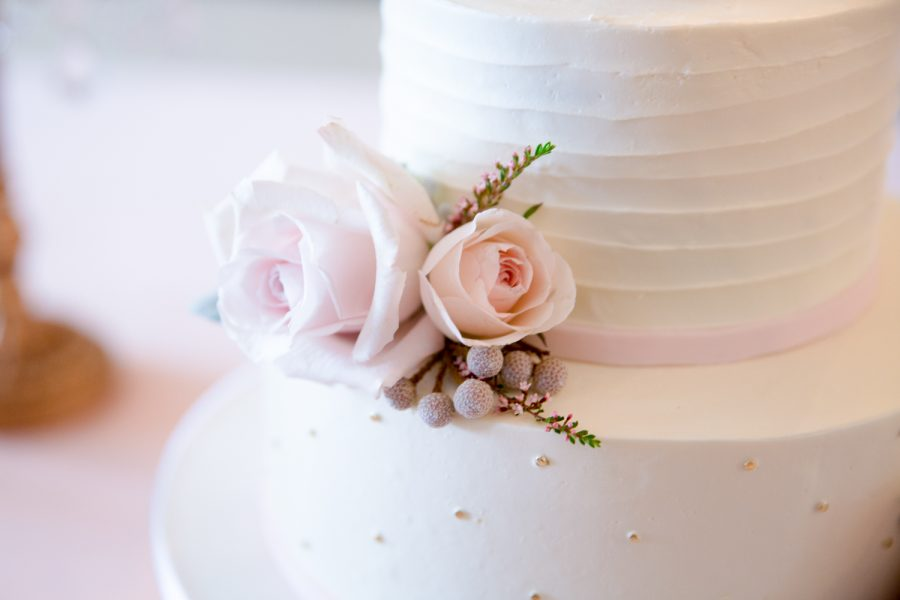 wedding cake - diane dodd photography - savannah georgia