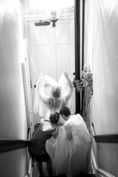 bride getting ready - Diane Dodd Photography - Savannah, Georgia