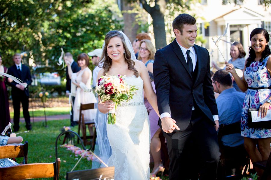 bride and groom - didane dodd photgraphy - savannah, ga