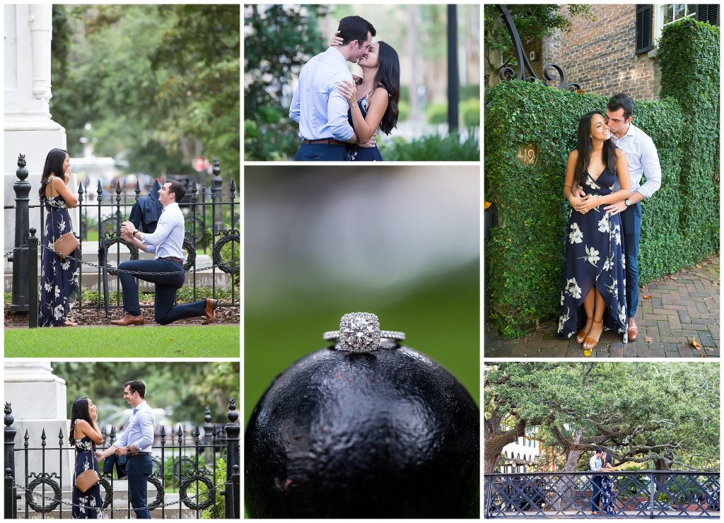 savannah proposal photographer