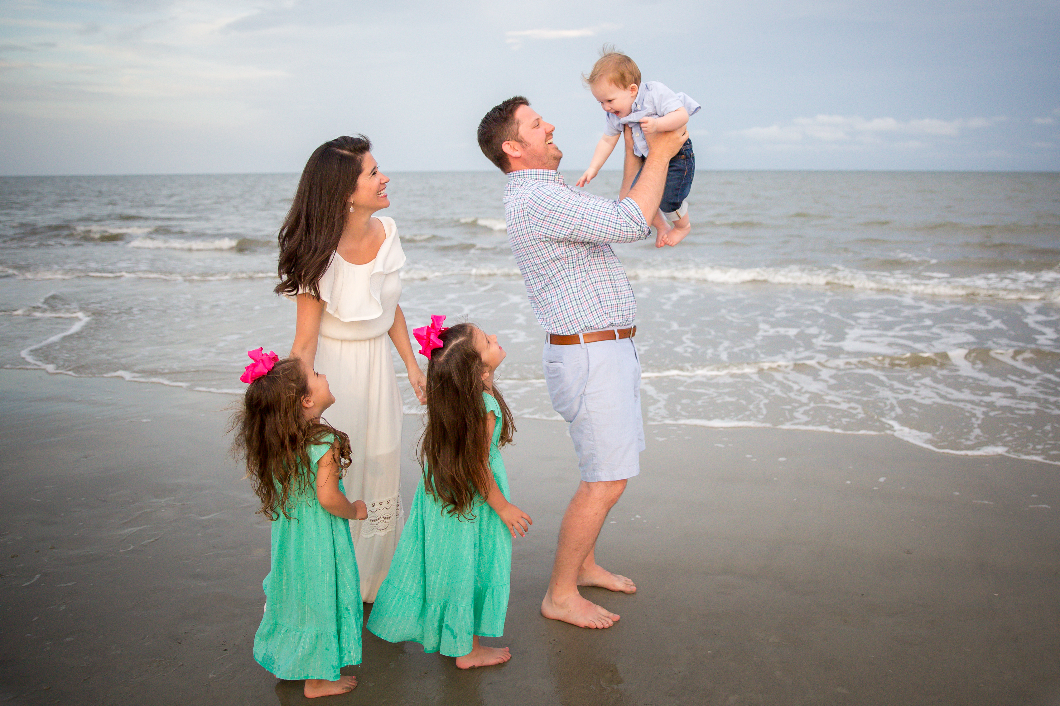 savannah family photographer | tybee portraits
