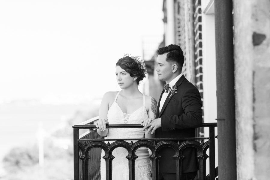 Savannah Wedding in Forsyth Park | Reception Vic's on the River