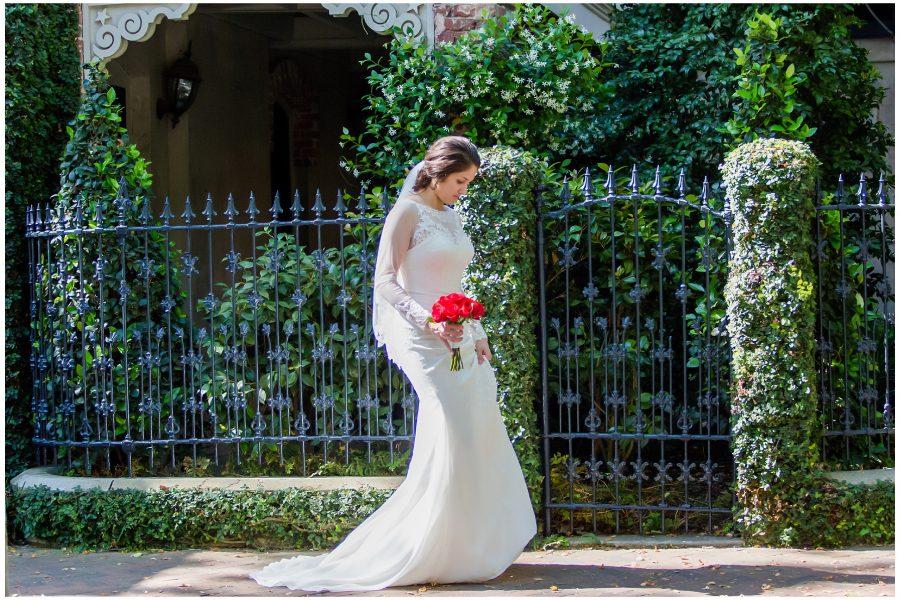 Savannah Bridal Session