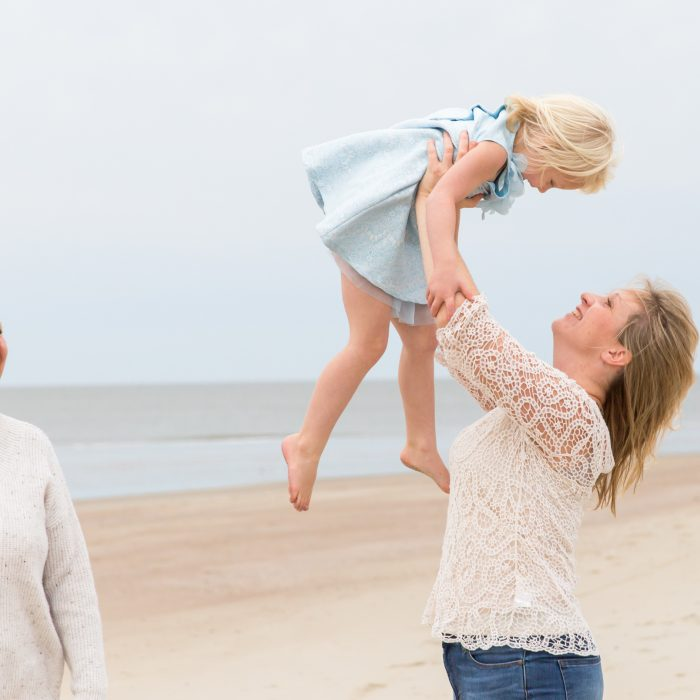 Savannah Family Portraits | Tybee Island Session