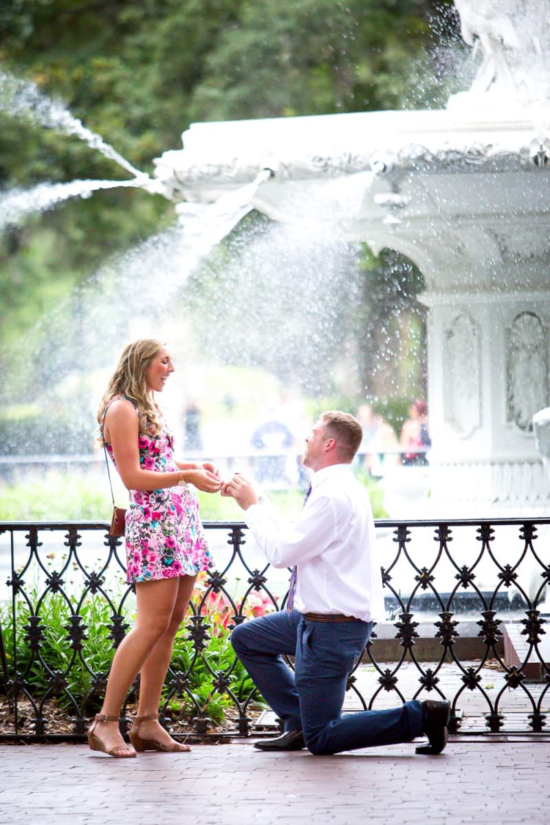 savannah proposal